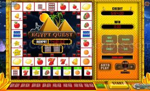 Egypt Bounty Quest Slot