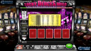 Lucky Deuces Wild Preview Pic Main Screen 1