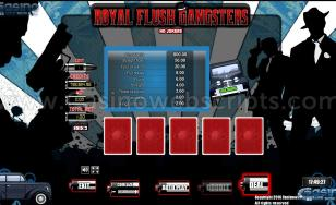 Royal Flush Gangsters