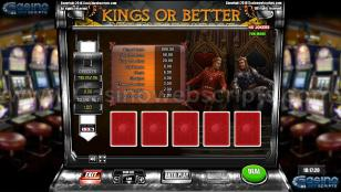 Kings or Better Preview Pic Main Screen 1