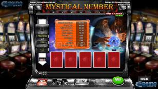 Mystical Number Preview Pic Main Screen 1
