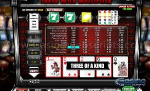 Triple 7 Joker Wild Slot Multiplier