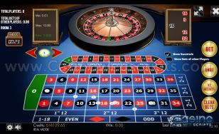 Multiplayer European Roulette 3D Advanced - Mobile and PC