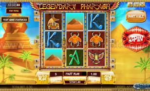 Legendary Pharaoh HTML5 Mobile and PC