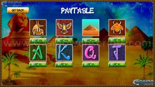 Legendary Pharaoh HTML5 Mobile and PC Preview Pic 2