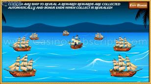 Rich Pirates HTML5 Mobile and PC Preview Pic 11