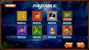 Rich Pirates HTML5 Mobile and PC Preview Pic 2