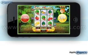 Triple Fruits HTML5 Mobile and PC Preview Pic  2