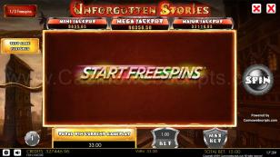Unforgotten Stories HTML5 Mobile and PC Preview Pic 11