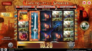 Unforgotten Stories HTML5 Mobile and PC Preview Pic 13