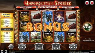 Unforgotten Stories HTML5 Mobile and PC Preview Pic 14