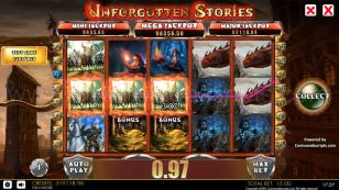 Unforgotten Stories HTML5 Mobile and PC Preview Pic 7