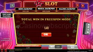 777 SLOT HTML5 Mobile and PC Preview Pic 17