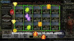 Conquerors of the Amazon HTML5 Mobile and PC Preview Pic Jackpot Screen 19