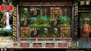 Conquerors of the Amazon II Mobile and PC Preview Pic Main Screen 1