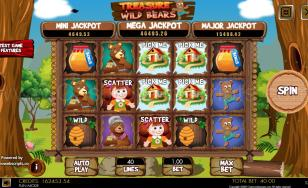 Treasure of the Wild Bears Mobile and PC