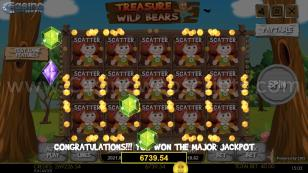 Treasure of the Wild Bears Mobile and PC Preview Pic Jackpot Screen 20