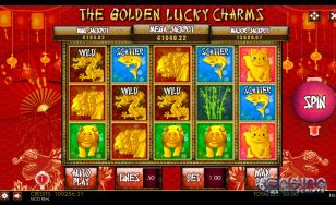 Golden Charms HTML5 Slot