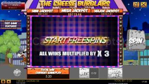 Cheese Burglars HTML5 Mobile and PC Preview Pic 11