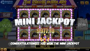Cheese Burglars HTML Preview Pic Jackpot Screen 17