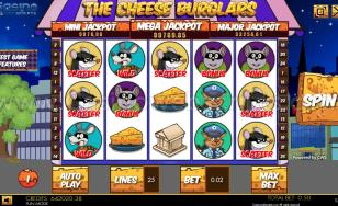 Cheese Burglars HTML5 Mobile and PC