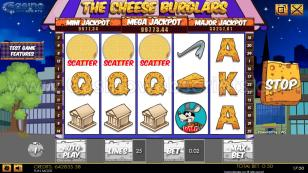 Cheese Burglars HTML5 Mobile and PC Preview Pic 9