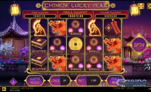 Chinese Lucky Year