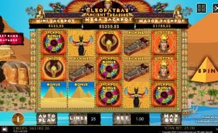 Cleopatra's Ancient Treasure Mobile and PC