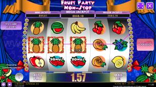 Fruit Party Non-Stop HTML5 Mobile and PC Preview Pic 7