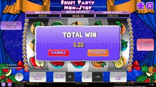Fruit Party Non-Stop HTML5 Mobile and PC Preview Pic 8