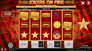 Jokers on Fire HTML5 Mobile and PC Preview Pic 11