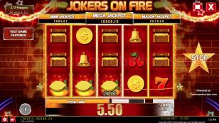 Jokers on Fire HTML5 Mobile and PC Preview Pic 14