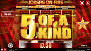 Jokers on Fire HTML5 Mobile and PC Preview Pic 15