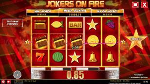 Jokers on Fire HTML5 Mobile and PC Preview Pic 5