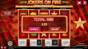 Jokers on Fire HTML5 Mobile and PC Preview Pic 6