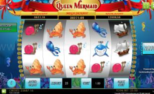 Queen Mermaid Deluxe HTML5 Mobile and PC