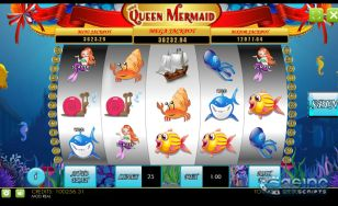 Queen Mermaid Mobile and PC