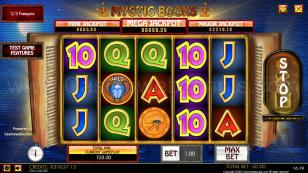 Mystic Books HTML5 Mobile and PC Preview Pic Jackpot Screen 14