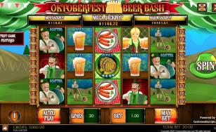 Oktoberfest Beer Bash HTML5 Mobile and PC