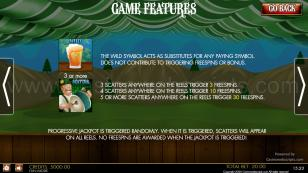 Oktoberfest Beer Bash HTML5 Mobile and PC Preview Pic Paytable Page 3