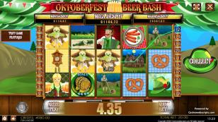 Oktoberfest Beer Bash HTML5 Mobile and PC Preview Pic 7