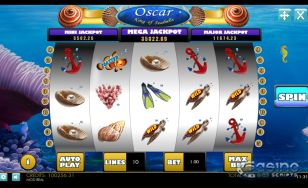 Oscar - King of Seashells Mobile and PC