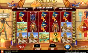 Pyramid Riches II HTML5 Mobile and PC