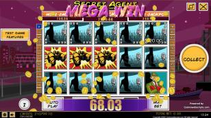 Secret Agent HTML5 Slot Preview Pic  10