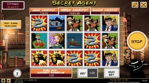 Secret Agent HTML5 Slot Preview Pic  16