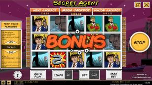 Secret Agent HTML5 Slot Preview Pic  17