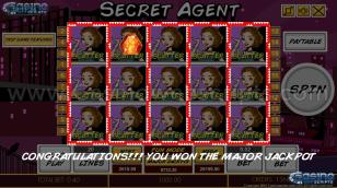 Secret Agent HTML5 Slot Preview Pic  24
