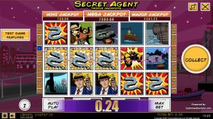 Secret Agent HTML5 Slot Preview Pic  7