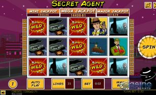 Secret Agent HTML5 Mobile and PC