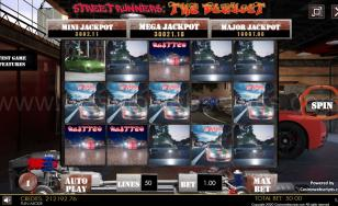 Street Runners - The burnout HTML5 Mobile and PC